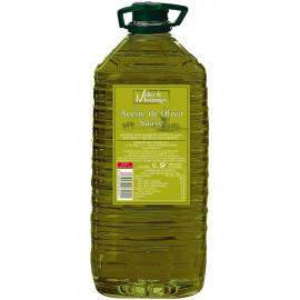 Aceite Oliva 5 L 0,4 º (Suave) Molino de Montemayor
