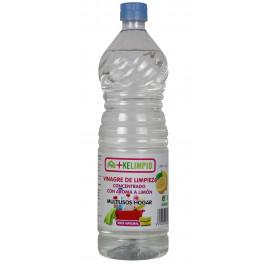 Vinagre de Limpieza Aroma Limón 8º PET 1 L.
