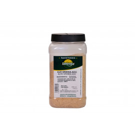 GRANULATED GARLIC PET 820 GRS