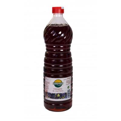 Vinagre de Vino TInto PET 1 L.