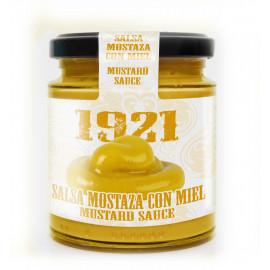 SALSA MOSTAZA TARRO 250 GRS 1921