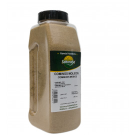 GROUND CUMIN PET 820 GRS