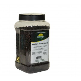 Pimienta Negra Grano PET 820 grms.