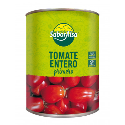 WHOLE TOMATO FIRST CLASS can 5 Kg