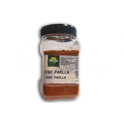 SPECIAL FOR PAELLA PET 150G 1/4KG SABORALSA
