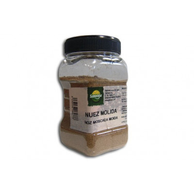 GROUND NUTMEG PET 150G 1/4KG SABORALSA
