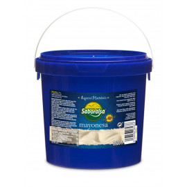 MAYONESA ACEITE GIRASOL 3600 ml