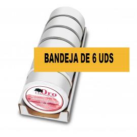 CREMA DE JAMON YORK LATA 250 GR BANDEJA 6 UDS