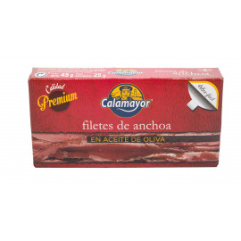 FILETES DE ANCHOA OLIVA PREMIUM RR-45/25 GR (EASY PEEL)