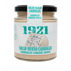CABRALES CHEESE SAUCE JAR 250GR 1921