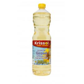 ACEITE DE GIRASOL (+) ESPECIAL PET 1L KRISSOL